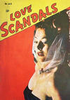 Cover for Love Scandals (Bell Features, 1950 series) #63