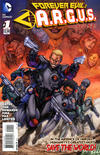 Cover for Forever Evil: A.R.G.U.S. (DC, 2013 series) #1