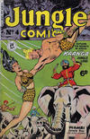 Cover for Jungle Comics (H. John Edwards, 1950 ? series) #4