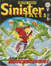 Cover for Sinister Tales (Alan Class, 1964 series) #105