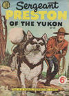 Cover for Sergeant Preston of the Yukon (World Distributors, 1953 series) #10