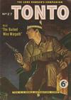 Cover for Tonto (World Distributors, 1953 series) #27