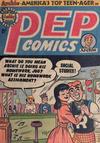 Cover for Pep Comics (H. John Edwards, 1951 series) #24