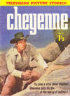 Cover for Cheyenne (Magazine Management, 1958 ? series) #24