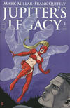 Cover Thumbnail for Jupiter's Legacy (2013 series) #1 [2nd Printing]