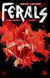 Cover for Ferals (Avatar Press, 2012 series) #1 [Calgary Expo 2012 Exclusive V.I.P. Variant by Gabriel Andrade]