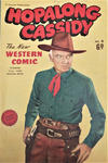 Cover for Hopalong Cassidy (Cleland, 1948 ? series) #4