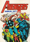 Cover for The Avengers Annual (World Distributors, 1976 series) #1977