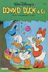 Cover for Donald Duck & Co (Hjemmet / Egmont, 1948 series) #42/1980