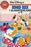 Cover Thumbnail for Donald Pocket (1968 series) #98 - Donald Duck i Slaraffenland [1. opplag]