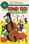 Cover Thumbnail for Donald Pocket (1968 series) #35 - Donald Duck spiller opp! [1. opplag]