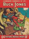 Cover for Cowboy Comics (Amalgamated Press, 1950 series) #59