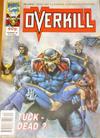 Cover for Overkill (Marvel UK, 1992 series) #29