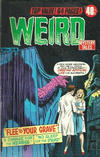 Cover for Weird Mystery Tales (K. G. Murray, 1972 series) #24