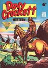 Cover for Davy Crockett (L. Miller & Son, 1956 series) #41