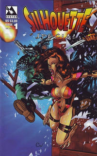 Cover Thumbnail for Silhouette Special (Avatar Press, 1997 series) #1 [Regular Cover - Karl Waller]