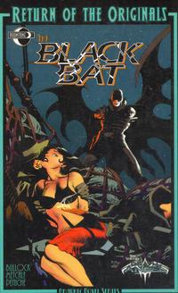 Cover Thumbnail for The Black Bat (Moonstone, 2011 series)
