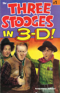 Cover Thumbnail for The Three Stooges in 3-D (Malibu, 1991 series) #1