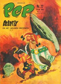 Cover Thumbnail for Pep (Geïllustreerde Pers, 1962 series) #22/1965