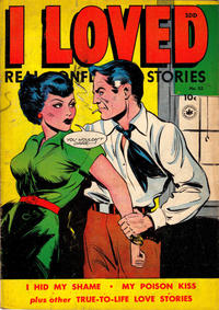 Cover Thumbnail for I Loved Real Confession Stories (Superior Publishers Limited, 1950 series) #32
