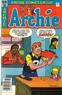 Cover Thumbnail for Archie (Archie, 1959 series) #305