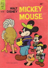 Cover Thumbnail for Walt Disney's Mickey Mouse (W. G. Publications; Wogan Publications, 1956 series) #225