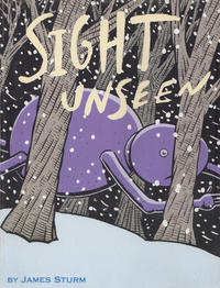 Cover Thumbnail for Sight Unseen (Fantagraphics, 1997 series)