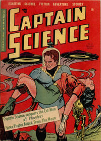 Cover Thumbnail for Captain Science (Derby Publishing, 1951 series) #2