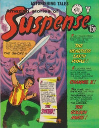Cover Thumbnail for Amazing Stories of Suspense (Alan Class, 1963 series) #165