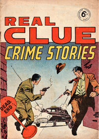 Cover Thumbnail for Real Clue Crime Stories (Streamline, 1951 series) #1
