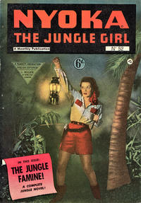 Cover Thumbnail for Nyoka the Jungle Girl (L. Miller & Son, 1951 series) #52