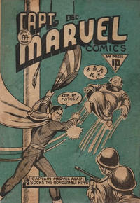 Cover Thumbnail for Captain Marvel Comics (Anglo-American Publishing Company Limited, 1942 series) #v1#12