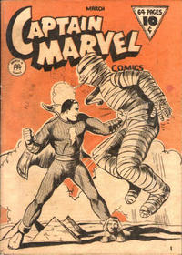Cover Thumbnail for Captain Marvel Comics (Anglo-American Publishing Company Limited, 1942 series) #v2#3