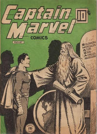 Cover Thumbnail for Captain Marvel Comics (Anglo-American Publishing Company Limited, 1942 series) #v4#8