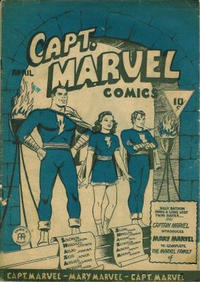 Cover Thumbnail for Captain Marvel Comics (Anglo-American Publishing Company Limited, 1942 series) #v2#4