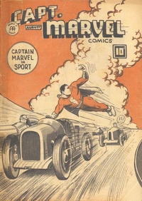 Cover Thumbnail for Captain Marvel Comics (Anglo-American Publishing Company Limited, 1942 series) #v3#8