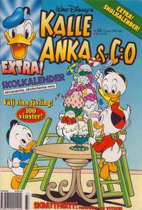 Cover Thumbnail for Kalle Anka & C:o (Serieförlaget [1980-talet], 1992 series) #33/1993