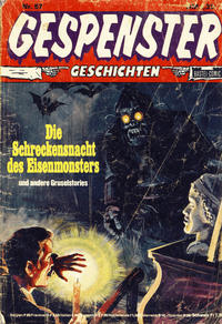 Cover Thumbnail for Gespenster Geschichten (Bastei Verlag, 1974 series) #57