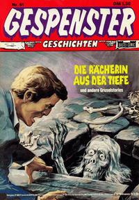 Cover Thumbnail for Gespenster Geschichten (Bastei Verlag, 1974 series) #61