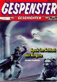 Cover Thumbnail for Gespenster Geschichten (Bastei Verlag, 1974 series) #74