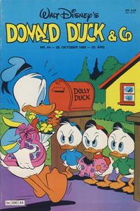 Cover Thumbnail for Donald Duck & Co (Hjemmet / Egmont, 1948 series) #44/1980