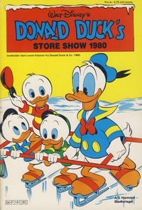 Cover Thumbnail for Donald Duck's Show (Hjemmet, 1957 series) #[38] - Store show 1980