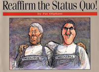 Cover Thumbnail for Reaffirm the Status Quo! (Andrews McMeel, 1996 series)