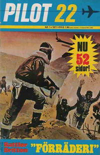 Cover Thumbnail for Pilot (Semic, 1970 series) #1/1971