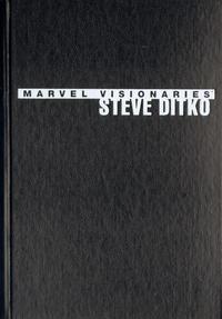 Cover Thumbnail for Marvel Visionaries: Steve Ditko (Marvel, 2005 series)
