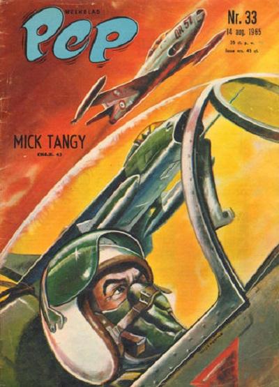 Cover for Pep (Geïllustreerde Pers, 1962 series) #33/1965