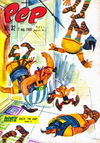 Cover for Pep (Geïllustreerde Pers, 1962 series) #32/1965