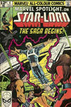 Cover for Marvel Spotlight (Marvel, 1979 series) #6 [British]