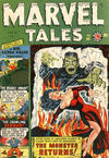 Cover for Marvel Tales (Bell Features, 1950 series) #95