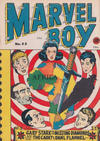 Cover for Marvel Boy (Bell Features, 1951 ? series) #42